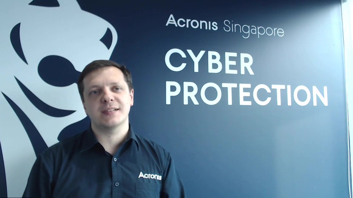 Interview with Kevin Reed, Acronis CISO