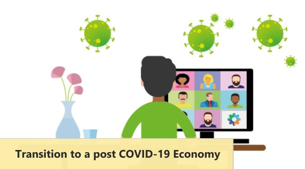 How to Prepare Your Company to Transition into a Post-COVID19 Economy