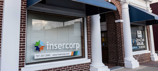 Insercorp Headquarters in Franklin, Virginia