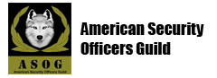 American Security Officers' Guild Logo