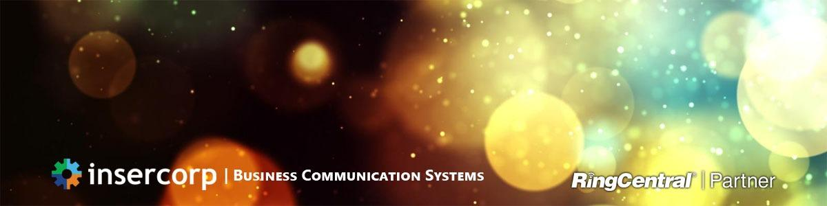 Insercorp Business Communication Systems - in partnership with RingCentral Cover
