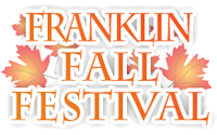 Franklin Fall Festival Logo, Designed by Insercorp