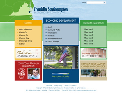 Franklin-Southampton Economic Development Inc.