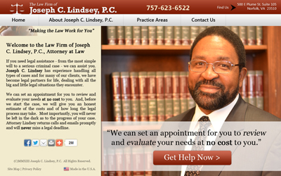 The Law Firm of Joseph C. Lindsey, P.C.