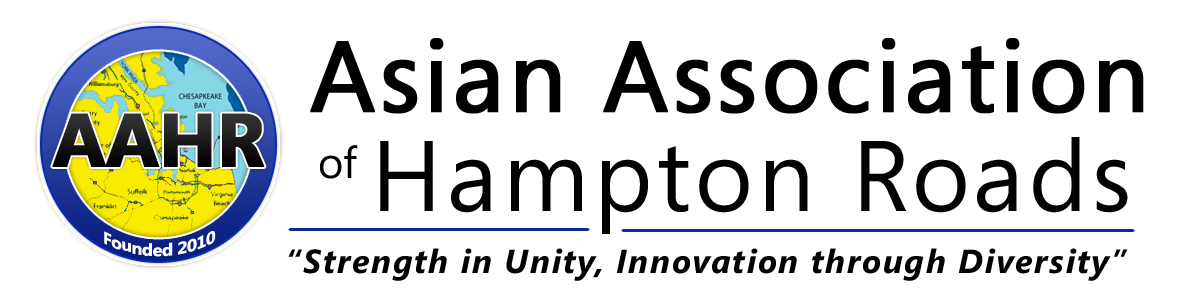 Asian Association of Hampton Roads logo