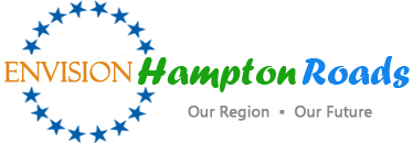Envision Hampton Roads Logo Designed by Insercorp