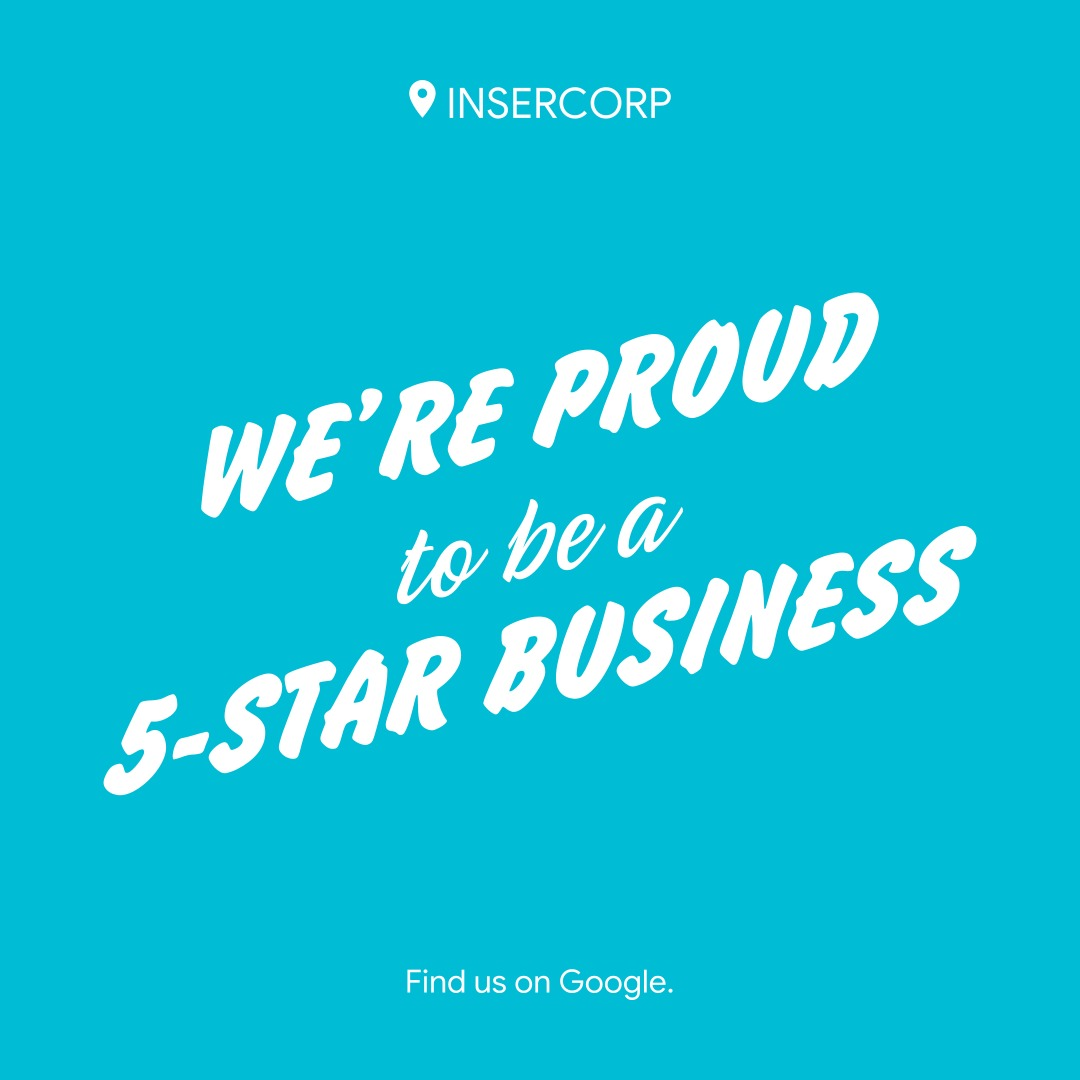 We're Proud to be a 5-Star Rated Business on Google