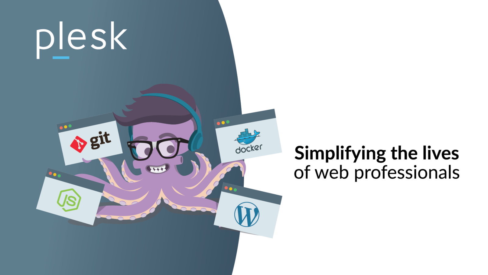Plesk Onyx - Simplifying the Lives of Web Professionals