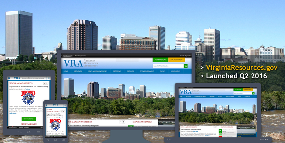 New Website Launch: VirginiaResources.gov