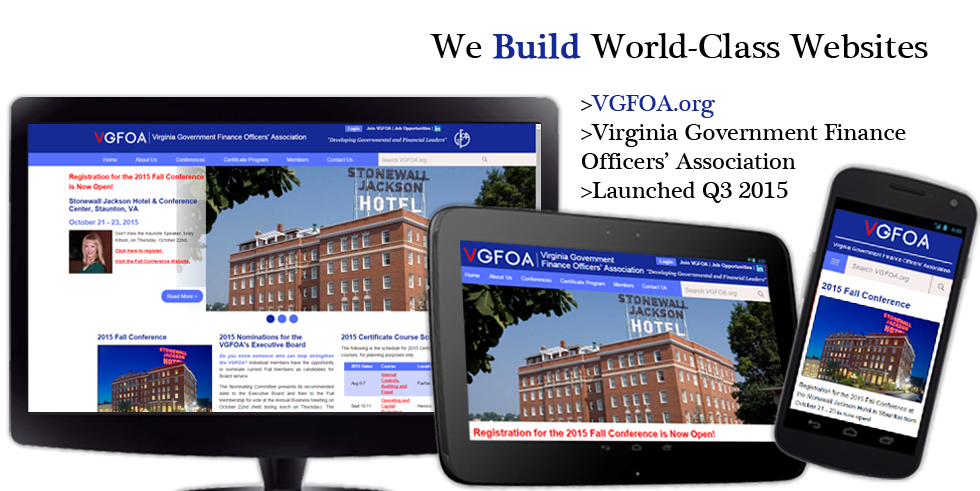 New Website Launch: VGFOA.org