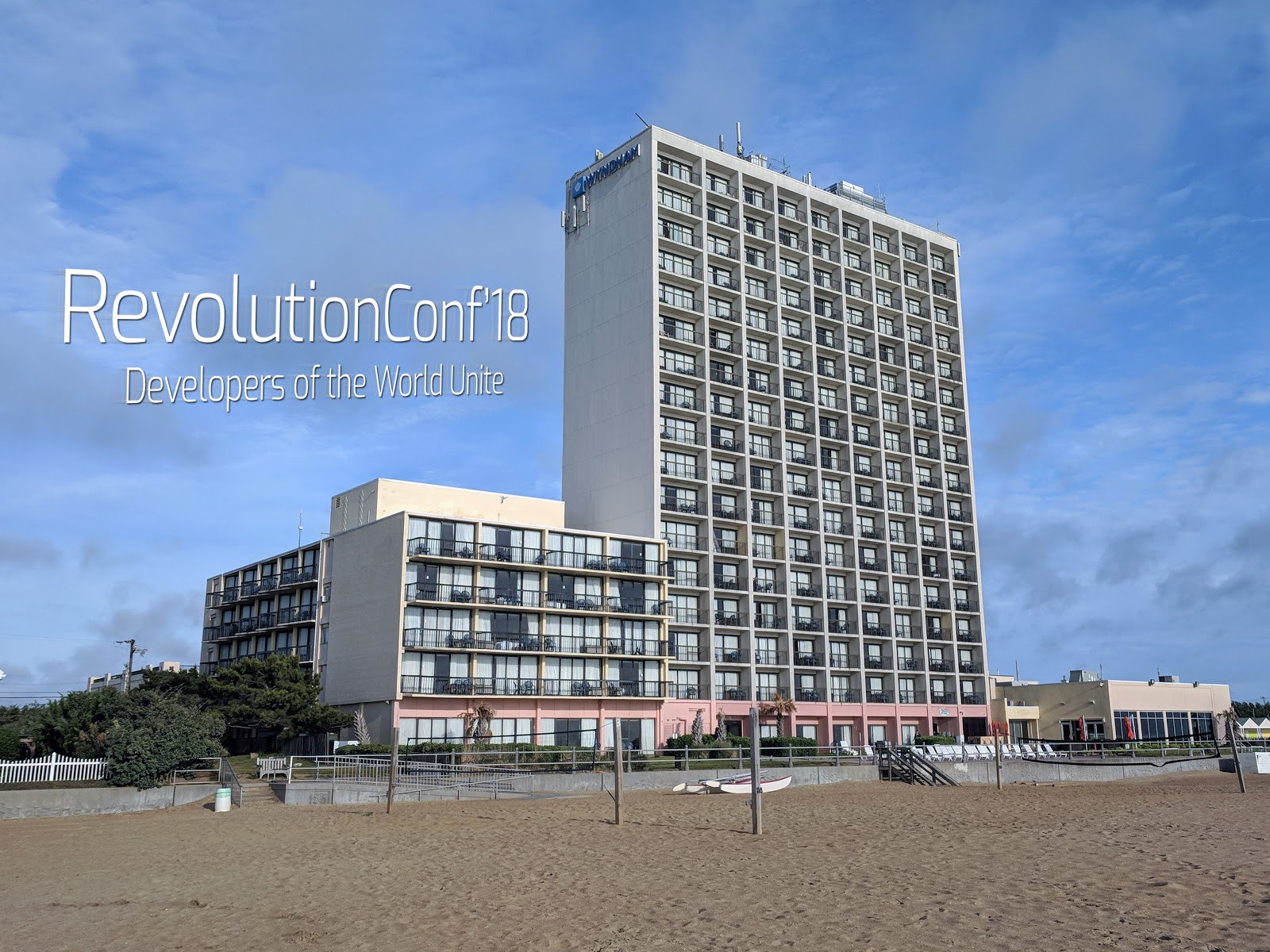 The Wyndham Virginia Beach Oceanfront Hotel and Resort