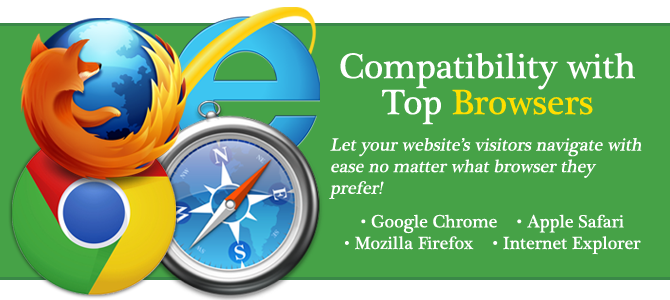 Compatibility with Top Browsers