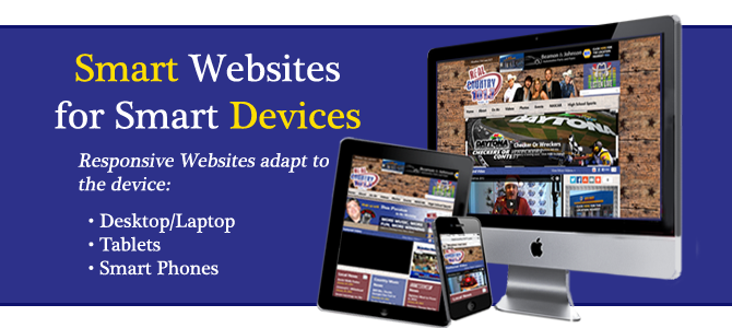 Smart Websites for Smart Devices