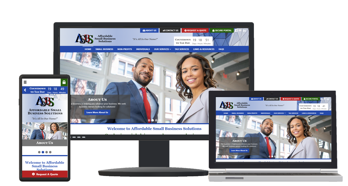 Website Launch: ASBSUSA.com