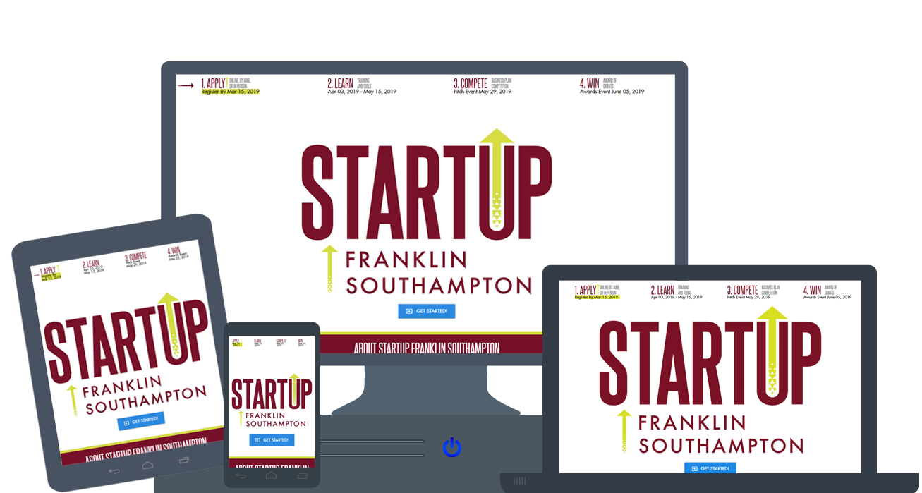 Website Update: STARTUPFranklin.com