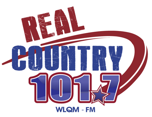 Real Country 101.7 Logo Design