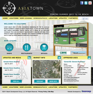 Asia Town Screen Shot