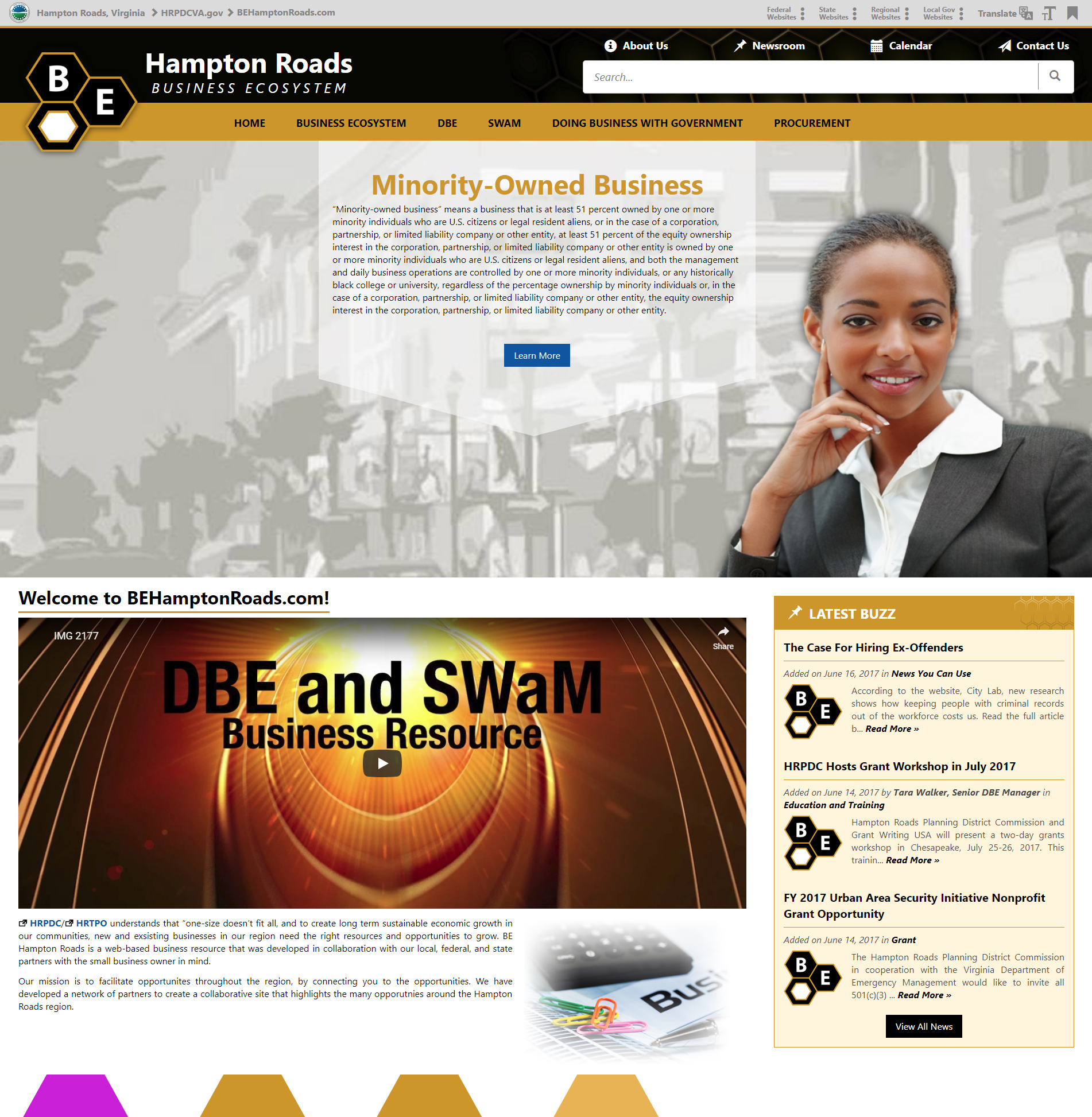 BEHamptonRoads.com