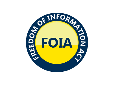 FOIA Button