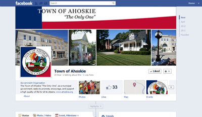 Town of Ahoskie Facebook Page