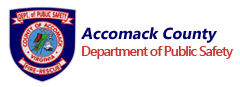 Accomack County Department of Public Safety Logo