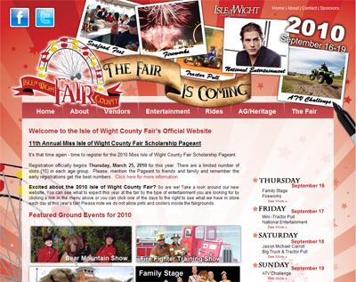 TheFairIsComing.com   Isle of Wight County Fair   Portfolio ...